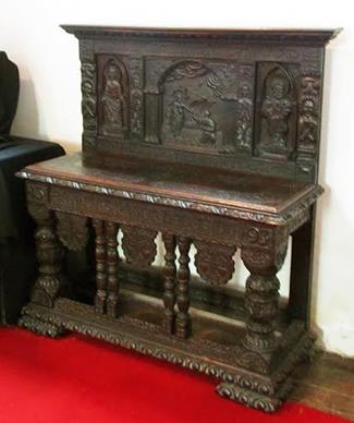 Church Furniture Conservation